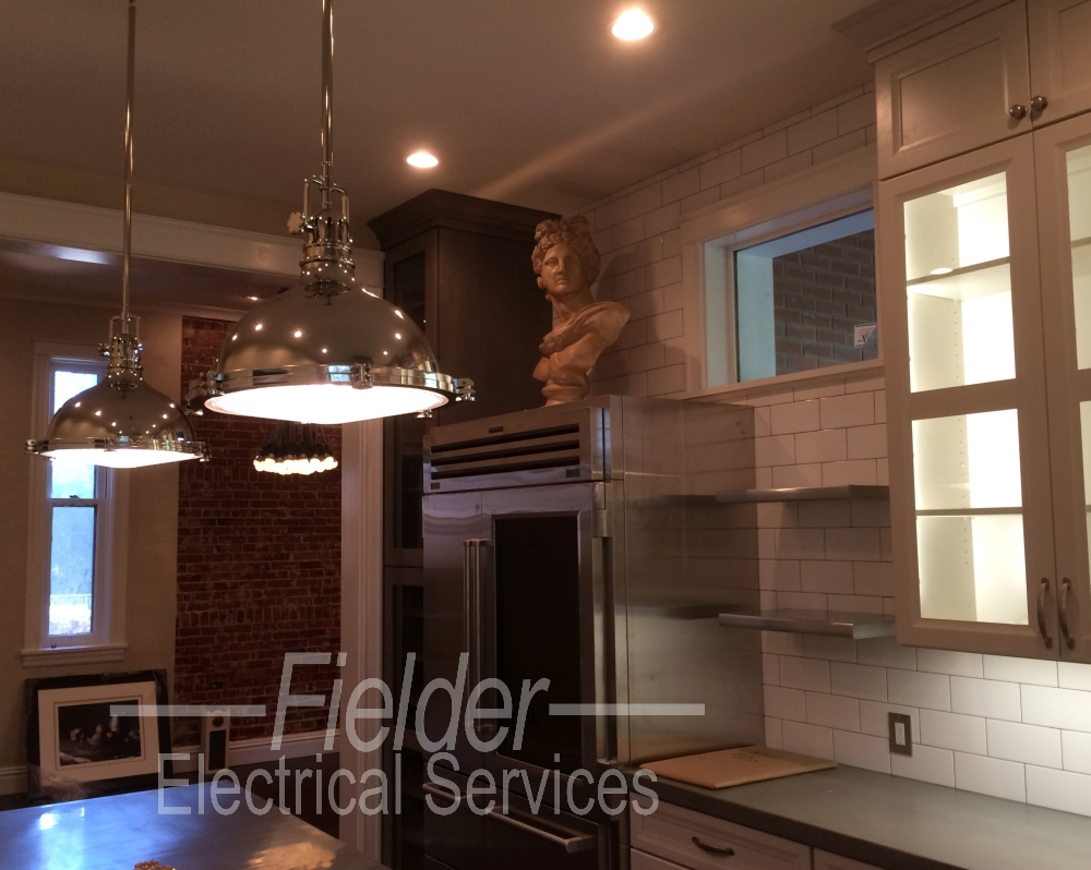 Remodeled Home Lighting: Kitchen U0026 Dining Room. Kitchen Lighting Design