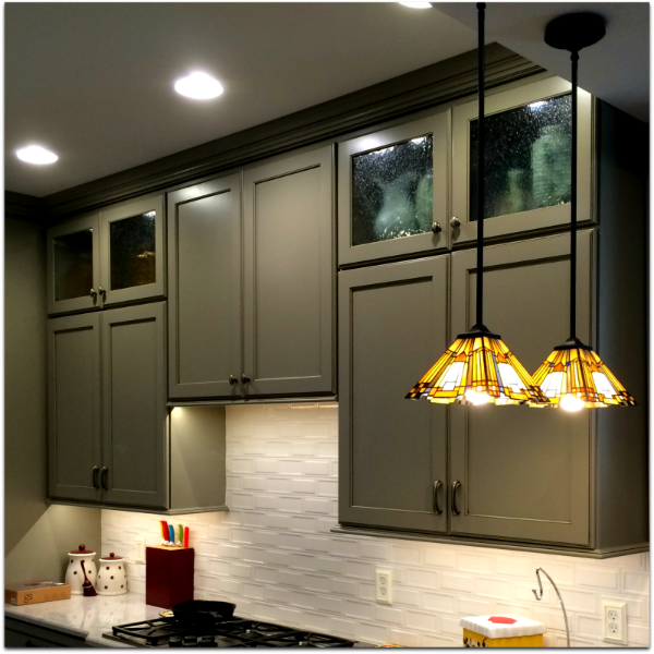 We Install All Varieties Of Lighting Design