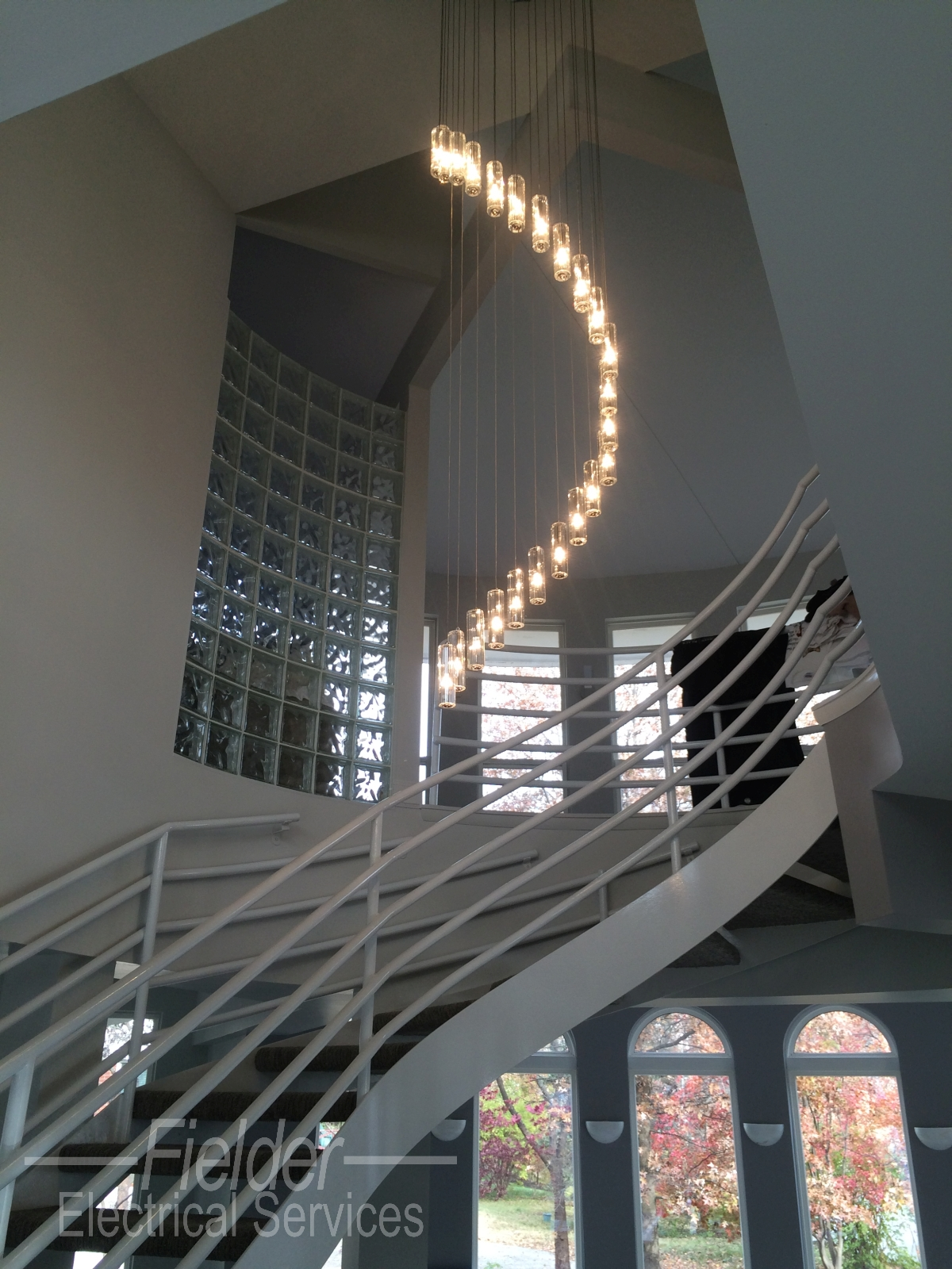 2 Story Foyer Light