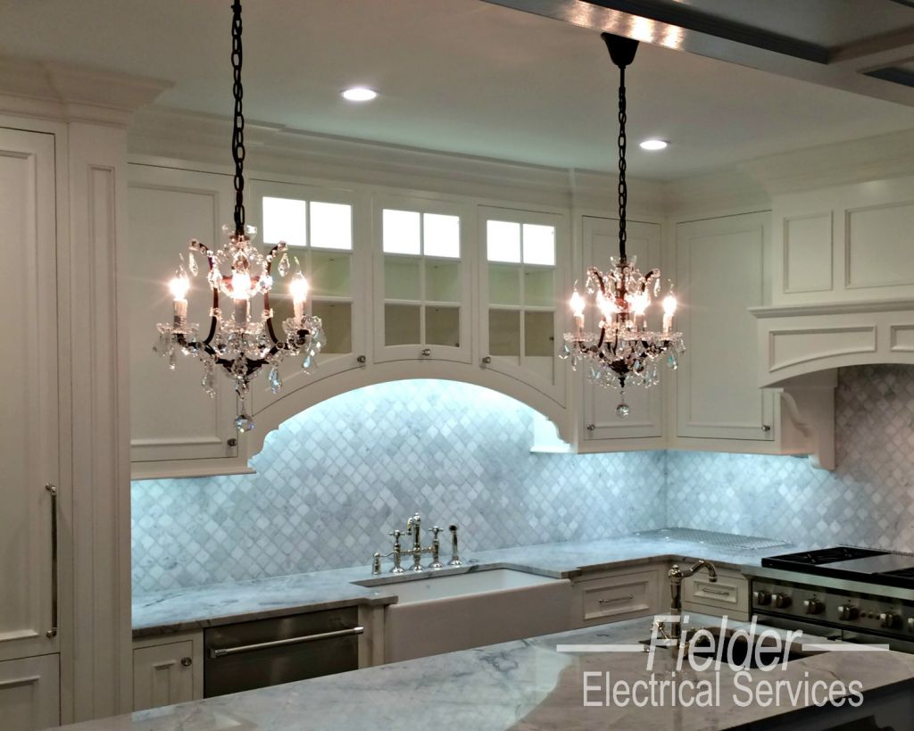 Kitchen Electrical Services | Kitchen Lighting, Appliances & More