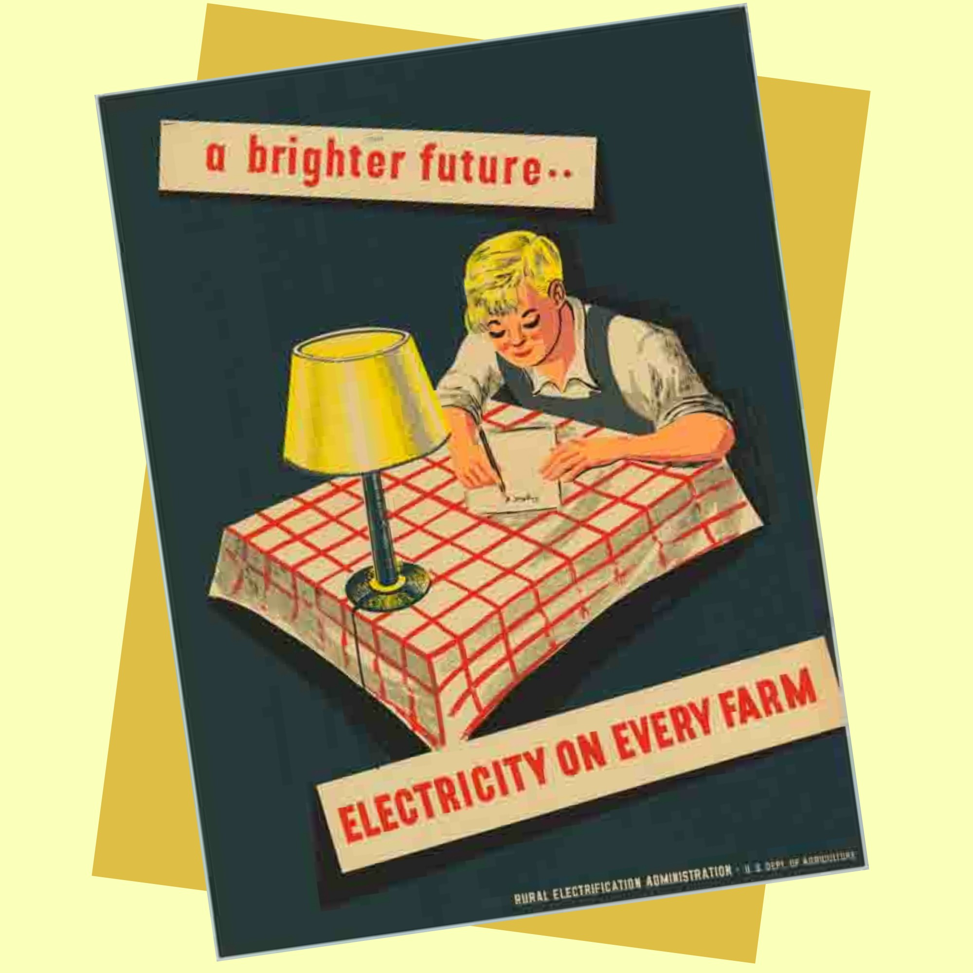 rural electrification act