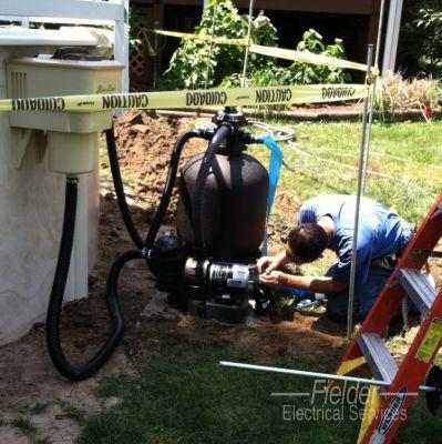 Astounding Electrical Wiring Your For Pool Or Hot Tub Wiring Database Lukepterrageneticorg