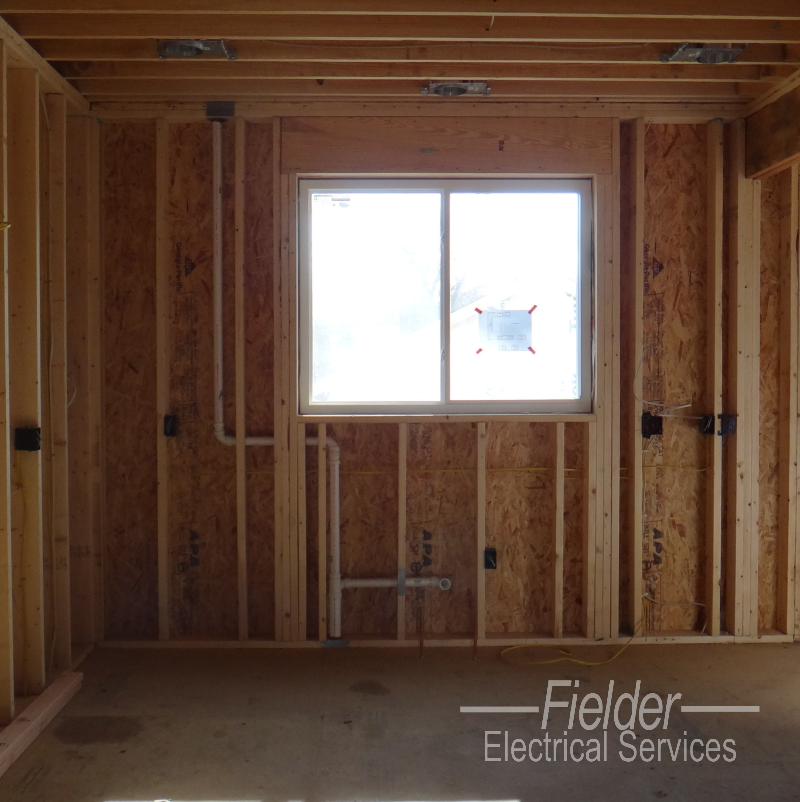 New Home Electrical Wiring | Fielder Electrical Services