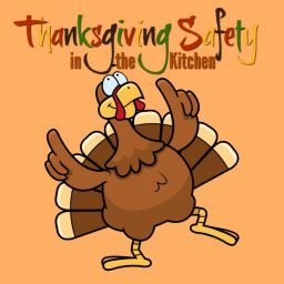 Thanksgiving kitchen safety